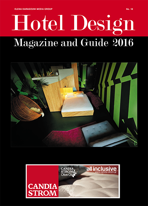 Hotel design magazine and guide 2016 hotel mag for Design guide for hotels