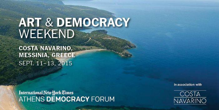 Art & Democracy Weekend