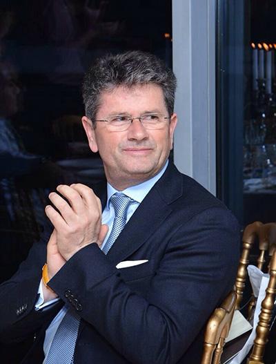 Ο νέος Γενικός Διευθυντής της Grecotel, κος Βασίλης Μηναδάκης