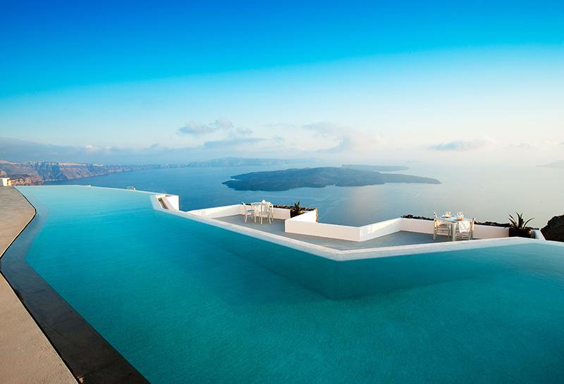 Σημαντικές διακρίσεις για το Grace Hotel Santorini