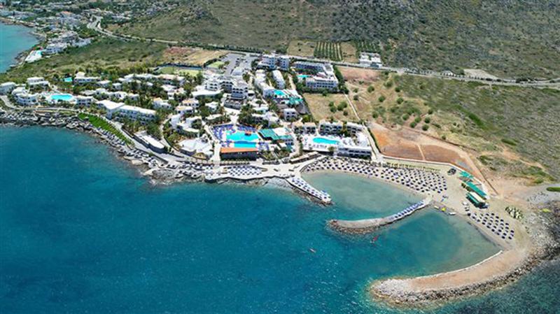 πεντάστερα ξενοδοχεία στην Κρήτη