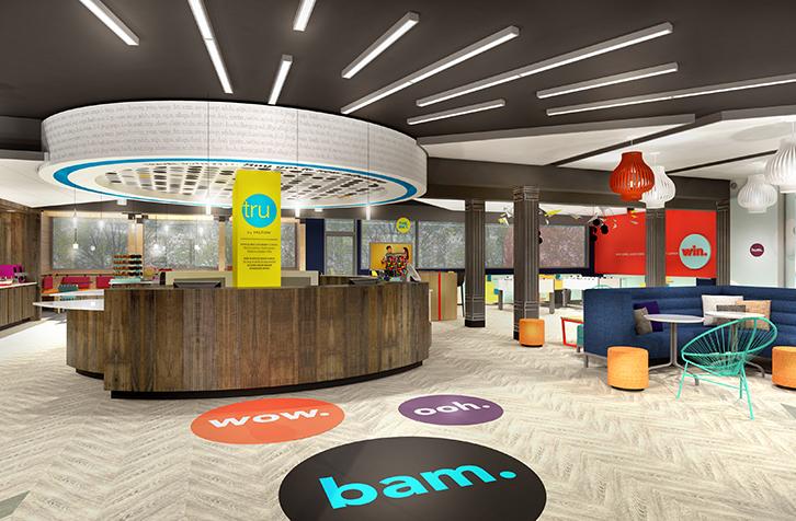 Η Tru by Hilton ανοίγει πέντε νέα ξενοδοχεία