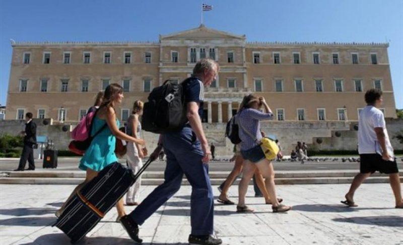 Η αύξηση του εισερχόμενου τουρισμού είναι ραγδαία με αφίξεις, διανυκτερεύσεις και έσοδα στα υψηλότερα επίπεδα