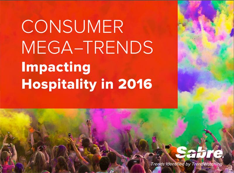 Mega Trends hospitality