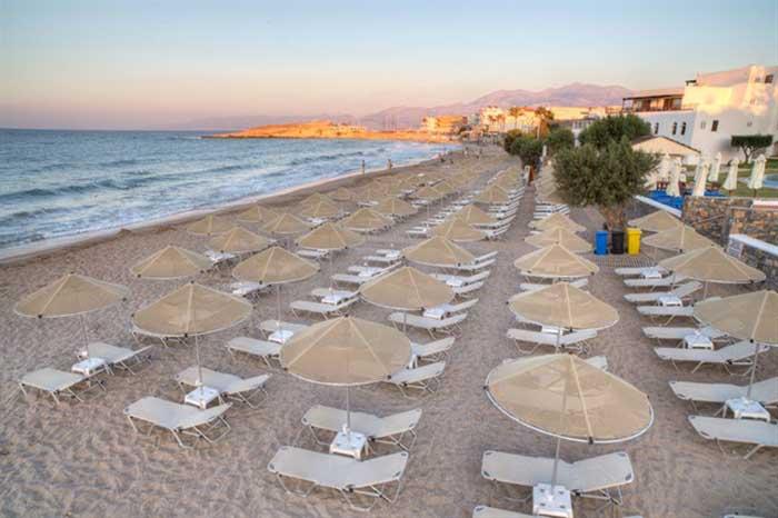 Τις υψηλότερες τιμές είχαν τα ξενοδοχεία του Νοτίου Αιγαίου σε σχέση με την υπόλοιπη Ελλάδα
