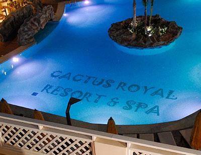 Για 8η συνεχόμενη χρονιά το Cactus Royal Spa & Resort πιστοποιημένο με Travelife Gold.
