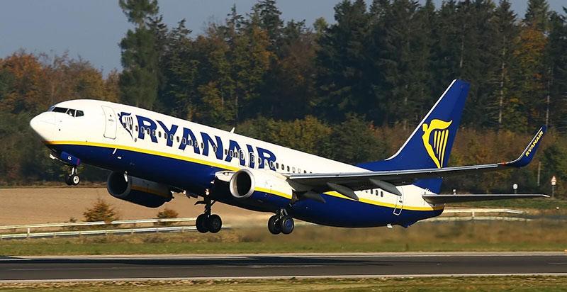 H Ryanair ανακοινώνει νέο δρομολόγιο από Κέρκυρα προς Λονδίνο Σάουθεντ