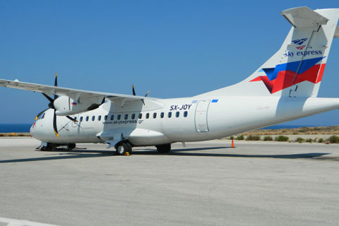 Sky Express: Νέα αεροπορική σύνδεση Γιάννενα – Αθήνα