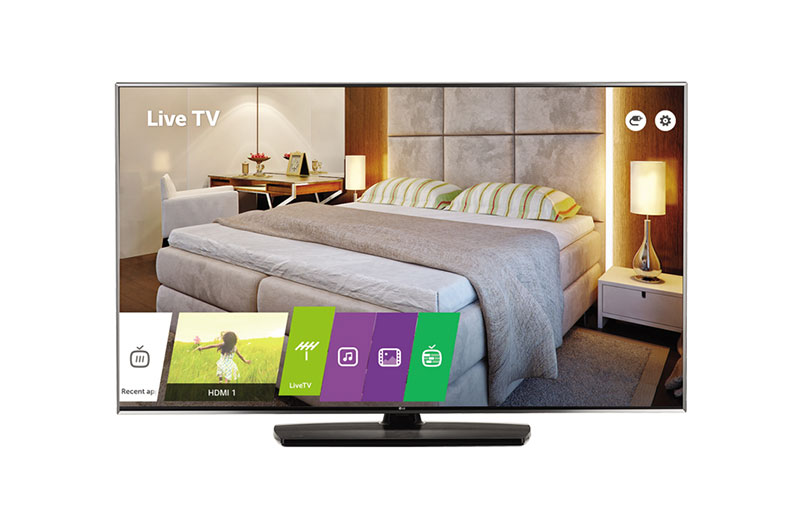Η νέα σειρά ξενοδοχειακών τηλεοράσεων LG Pro:Centric Smart 4K ήρθε στην Ελλάδα