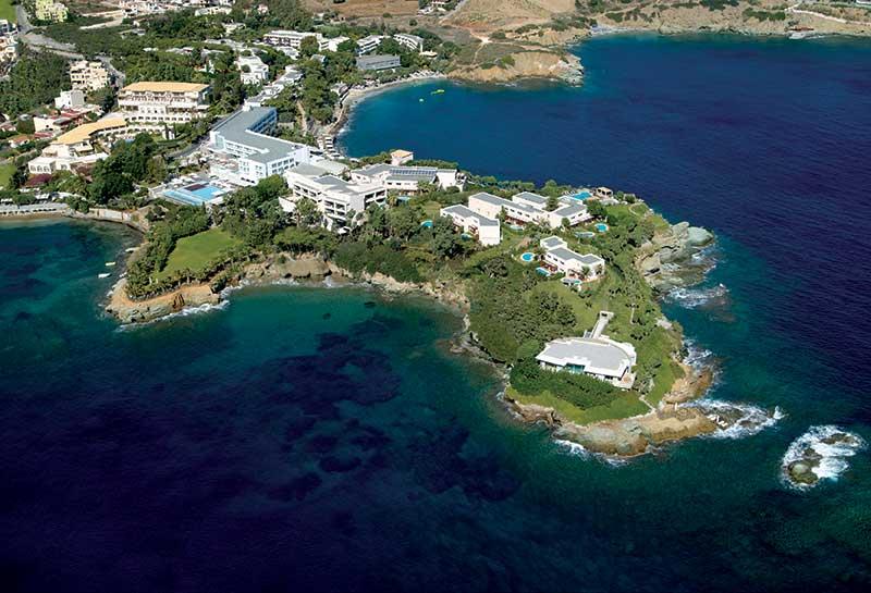 Το ξενοδοχείο OUT OF THE BLUE, Capsis Elite Resort βραβεύτηκε διπλά στην απονομή βραβείων2018 Seven Stars Luxury Hospitality and Lifestyle Awards