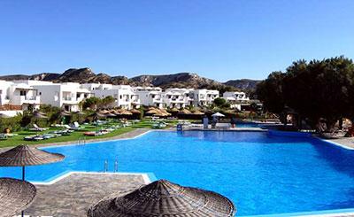 Στην τελική ευθεία η μεταβίβαση των Lakitira στην Atlantica Hotels & Resorts