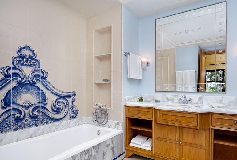 Μπάνια ξενοδοχείων με εκπληκτικό design