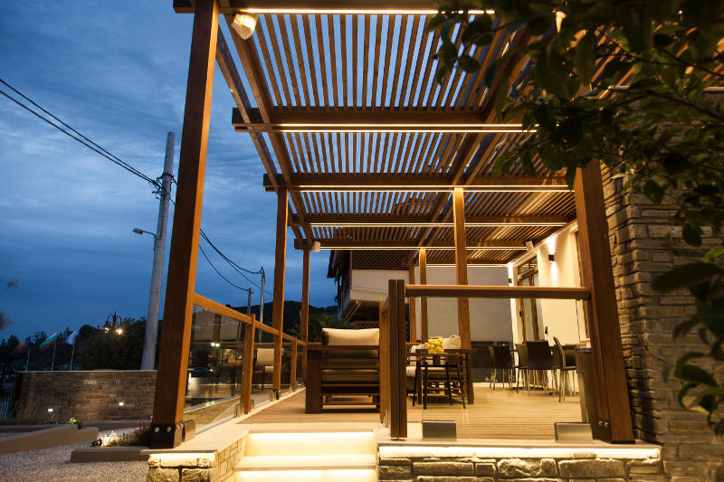 Ayia Marina Suites: Ένα οικοδόμημα του 1982 μεταμορφώνεται σε ένα πολυτελές boutique ξενοδοχείο