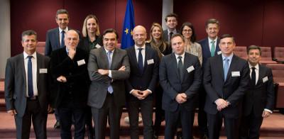 Ενδυνάμωση της φωνής του ελληνικού τουρισμού στις Βρυξέλλες