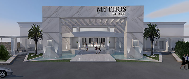 3 βραβεία για το Mythos Palace Resort & Spa στα Greek Hospitality Awards 2018!
