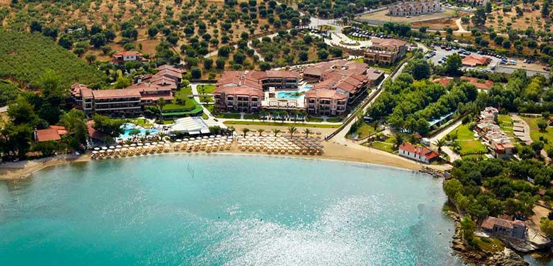 8 ελληνικά ξενοδοχεία βραβεύτηκαν στα TUI Holly Awards 2018