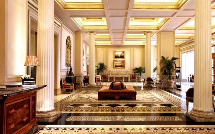 Τα ιστορικά ξενοδοχεία της Ελλάδας