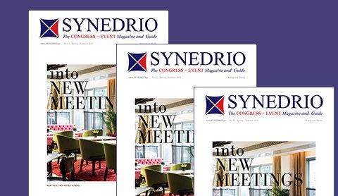 Διαβάστε το SYNEDRIO – CONGRESS + EVENT, τεύχος 43