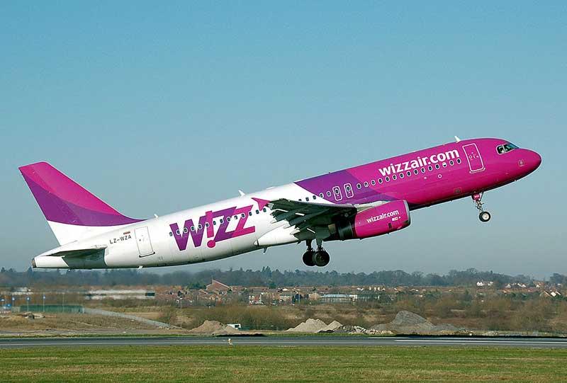 Wizz Air: Νέο δρομολόγιο από Κίεβο προς Αθήνα και Θεσσαλονίκη