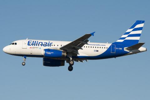 Ellinair: Νέα δρομολόγια από την Αθήνα προς τη νησιωτική Ελλάδα