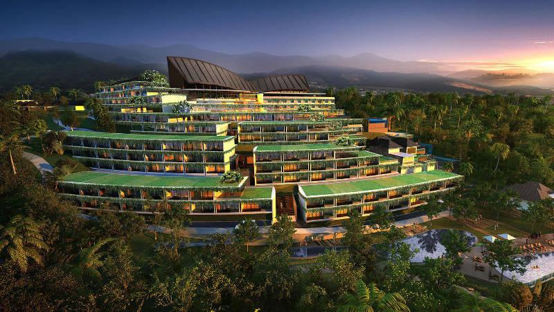 Renaissance Bali Uluwatu Resort & Spa: Το νέο ξενοδοχείο στην Ινδονησία