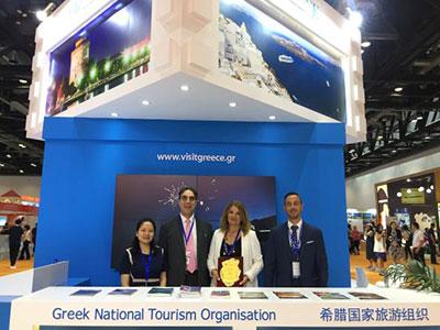 Η Ελλάδα στους δημοφιλέστερους προορισμούς των Κινέζων τουριστών στην Ευρώπη