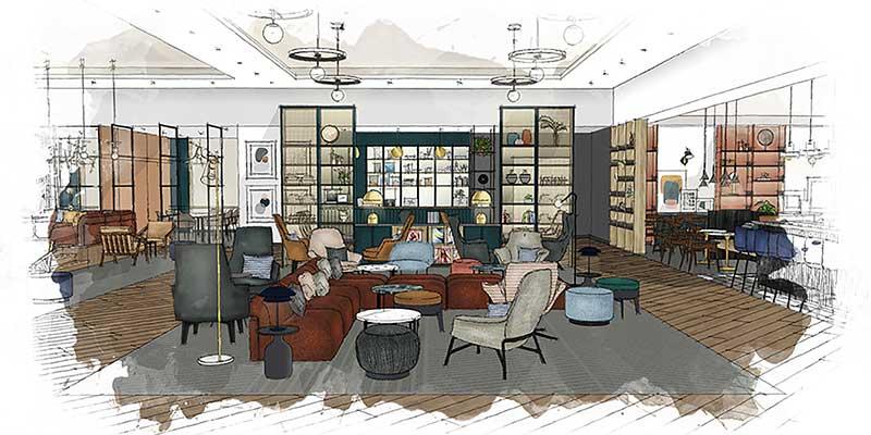 Η Marriott ανακοινώνει το νέο της όραμα για το μετασχηματισμό των Sheraton Hotels