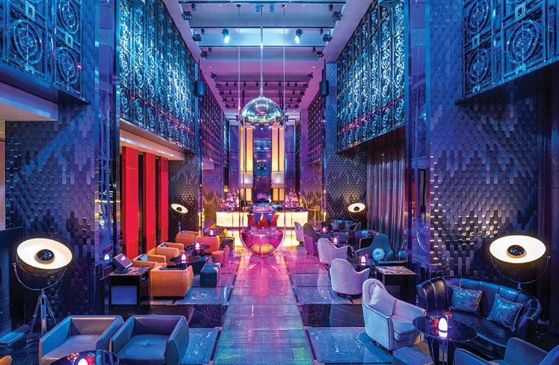 Οι κυρίαρχες τάσεις στο Hotel Design