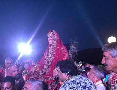 Ο γάμος του 1 εκατ. δολαρίων με άρωμα... Bollywood στο Λασίθι