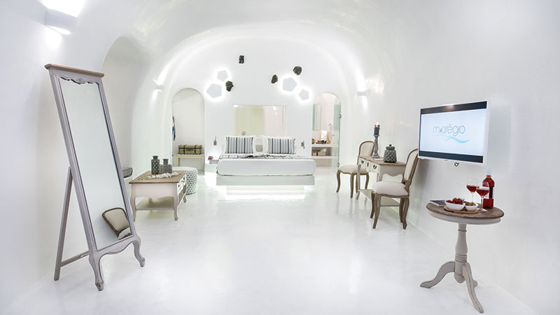 Maregio Suites: Ένα ήρεμο καταφύγιο που εναρμονίζεται με το φυσικό περιβάλλον