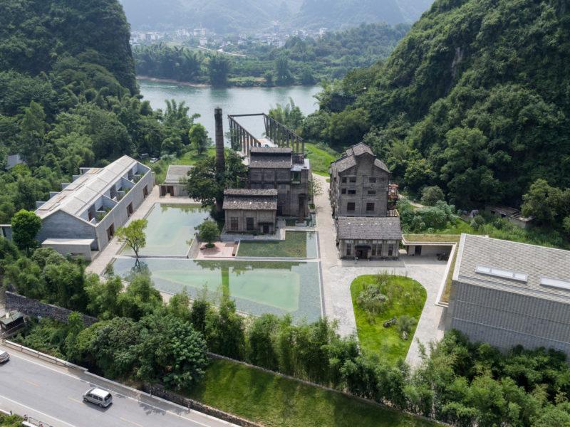 Ξενοδοχείο από ζάχαρη: Το εργοστάσιο ζάχαρης που έγινε ξενοδοχείο!