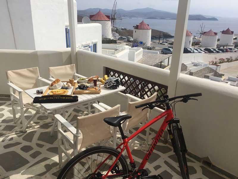 Το Kallichoron Art Boutique Hotel γίνεται το πρώτο πιστοποιημένο Bike Friendly Hotel στην Αστυπάλαια
