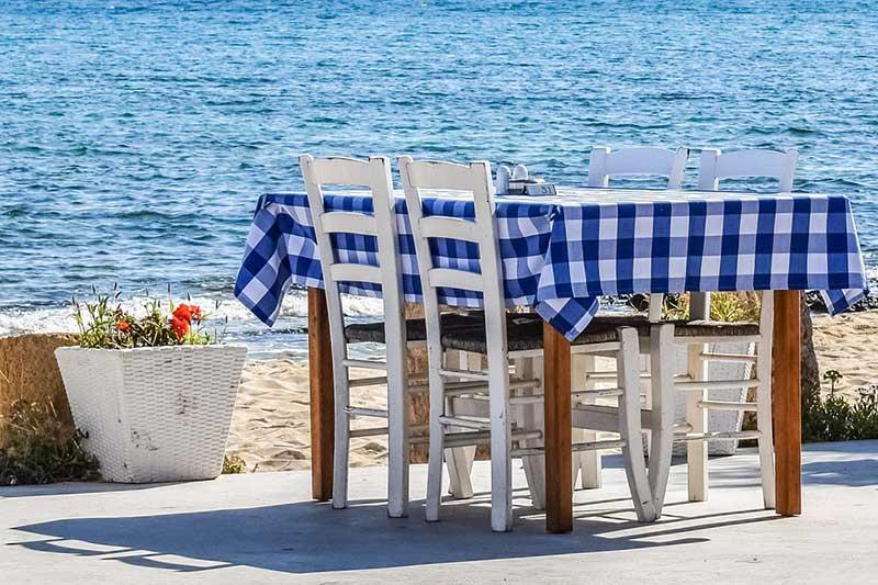 Υποχρεώσεις των εστιατορίων: Κατάλογος - Κουβέρ - Δελτίο Παραπόνων
