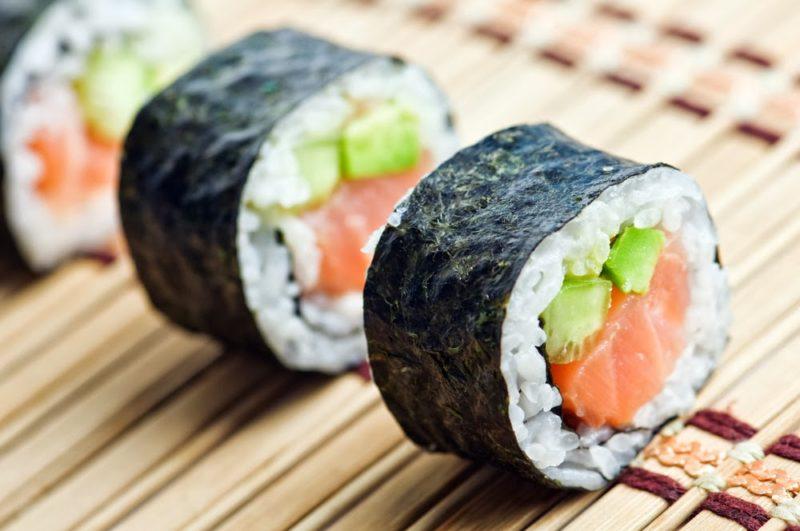 Sushi: Τα βασικά είδη!