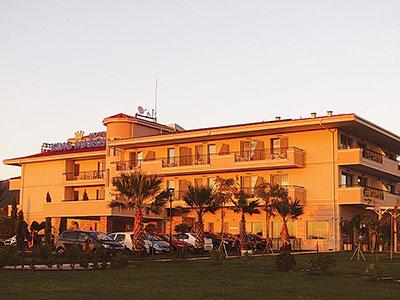 Δήμος Μαρώνειας - Σαπών: Παράταση καλοκαιριού έφερε η νέα ξενοδοχειακή μονάδα