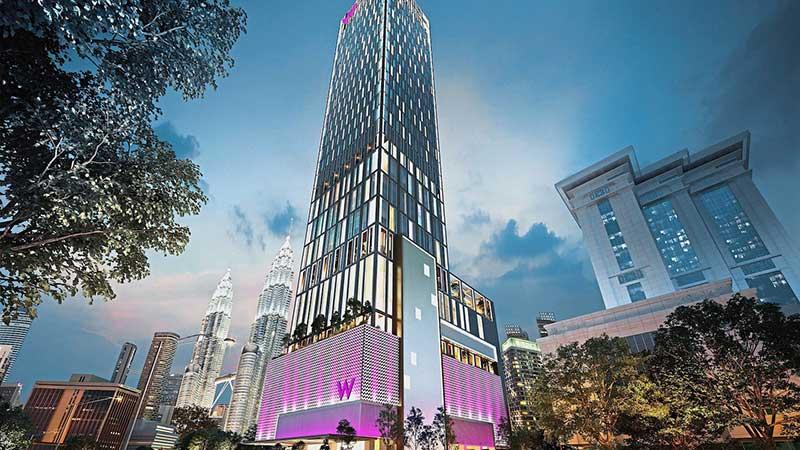 Η W Hotels φέρνει το ζωντανό στυλ της στη Μαλαισία