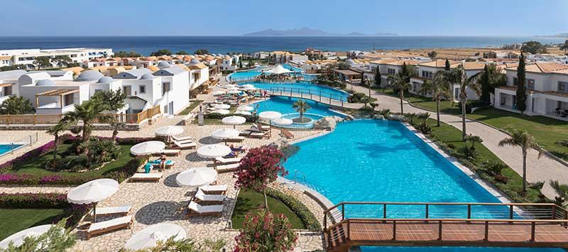 Με το χρυσό διεθνές βραβείο Travelife διακρίθηκε το Mitsis Blue Domes Resort & Spa για τις επιδόσεις του στο πρόγραμμα αειφορίας