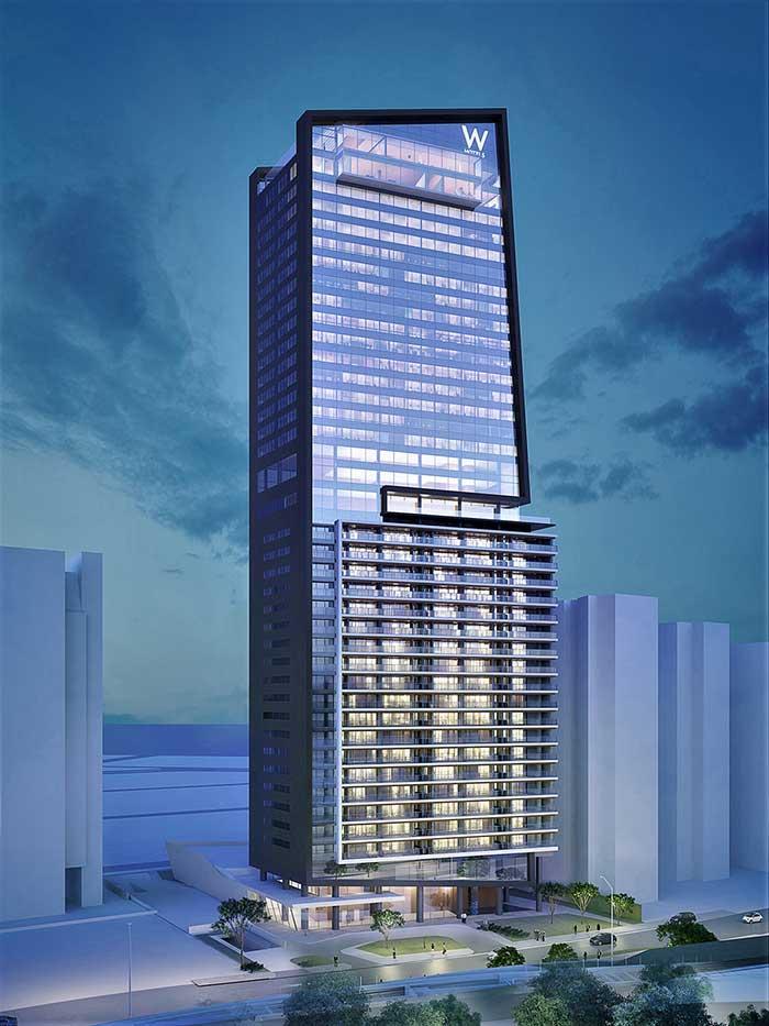 W Sao Paulo: Το πρώτο πολυτελές ξενοδοχείο Marriott στη Βραζιλία