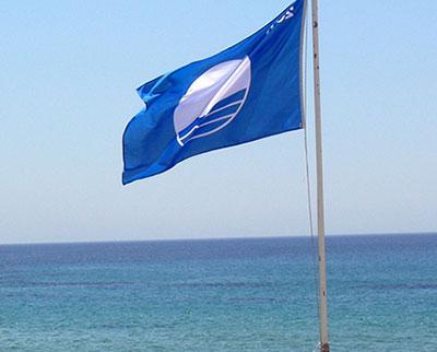 Βράβευση της ακτής του Anemos Luxury Grand Resort με «Γαλάζια Σημαία»