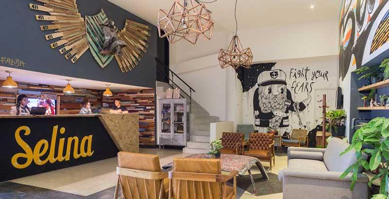 Η αλυσίδα ξενοδοχείων Selina ανοίγει ξενοδοχείο στη Θεσσαλονίκη