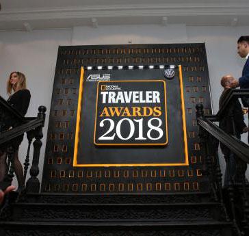 2ος δημοφιλέστερος προορισμός η Ελλάδα για οικογενειακές διακοπές στα ρωσικά βραβεία National Geographic Traveler Awards 2018