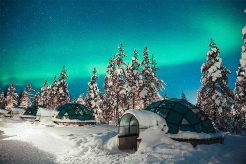 Τα πιο γιορτινά ξενοδοχεία της Ευρώπης αυτά τα Χριστούγεννα