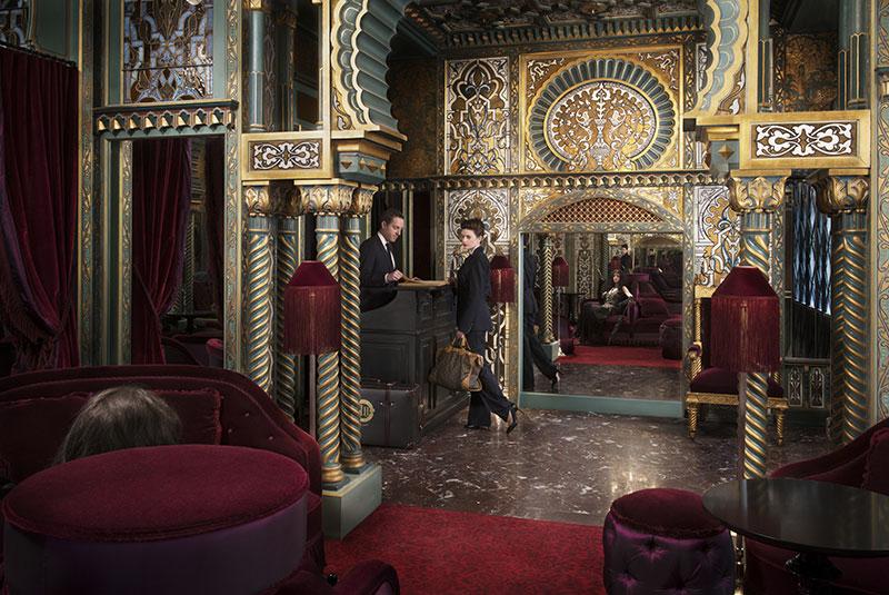 Τα ξενοδοχεία αποσύρουν το τυποποιημένο design και υιοθετούν ένα «πολυ-πολιτισμικό» design
