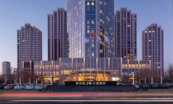 Το JW Marriott πρωτοεμφανίζεται στη χειμερινή χώρα των θαυμάτων της Κίνας