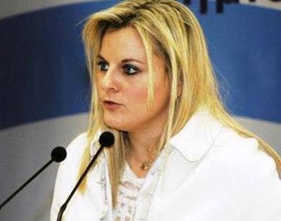 Ανακοίνωση της παραίτησης της Γενικής Γραμματέα Τουρισμού Ευρυδίκης Κουρνέτα