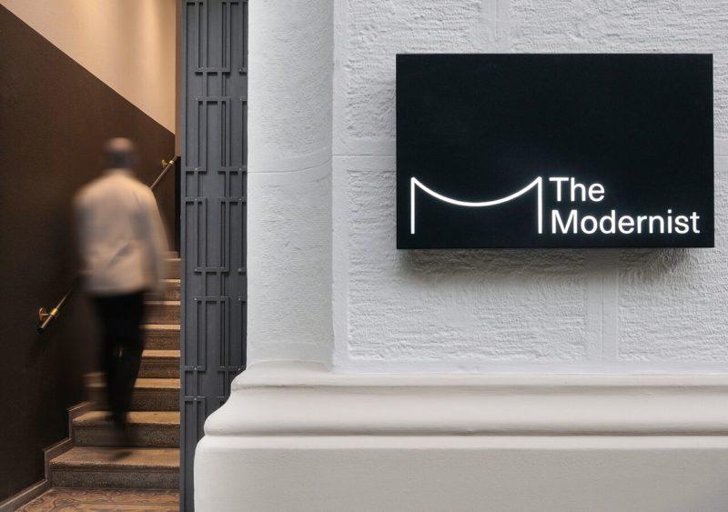 To Modernist, η νέα πρόταση boutique διαμονής της Θεσσαλονίκης