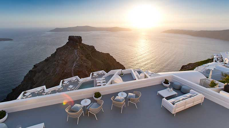 Auberge Resorts Collection:  Νέοι Chef στα Grace Hotel Santorini  και Grace Mykonos