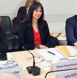 Έλενα Κουντουρά: «Τώρα είναι η στιγμή να αναλάβουμε πρωτοβουλία για μια ολοκληρωμένη ευρωπαϊκή πολιτική για τον τουρισμό»