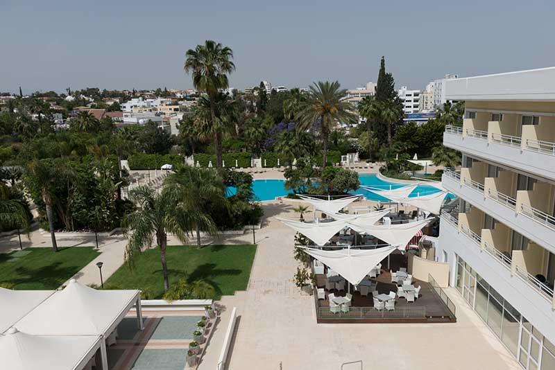 Σημαντικές διακρίσεις για το Hilton Park, Nicosia