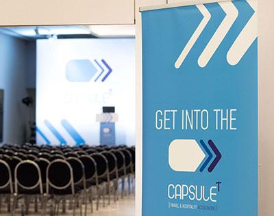 Εναρξη του 1ου κύκλου του προγράμματος του CapsuleT Travel & Hospitality Accelerator
